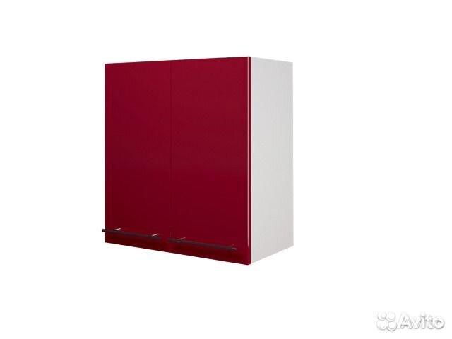 Шкаф настенный кухонный с полкой модерн 60.80 купить в москв.