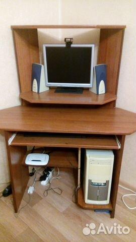 Компьютерный стол тольятти