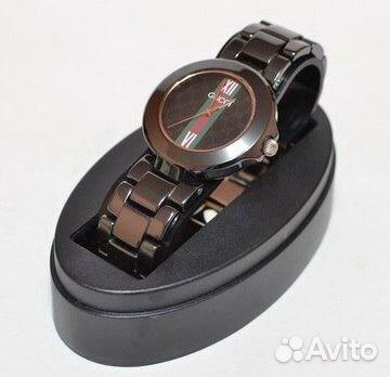 Керамические часы гуччи купить часы тиссот подарок