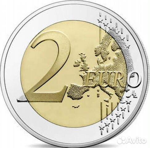 Купить Монета 2 Евро 2 15 год Франция