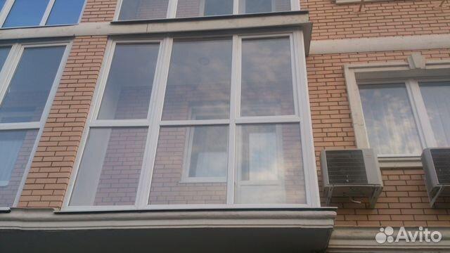 Остекление балкона новое купить в краснодарском крае на avit.