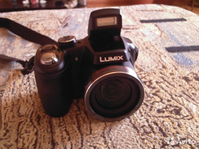 Фотоаппарат Panasonic Lumix DMC-LZ20 или меняю