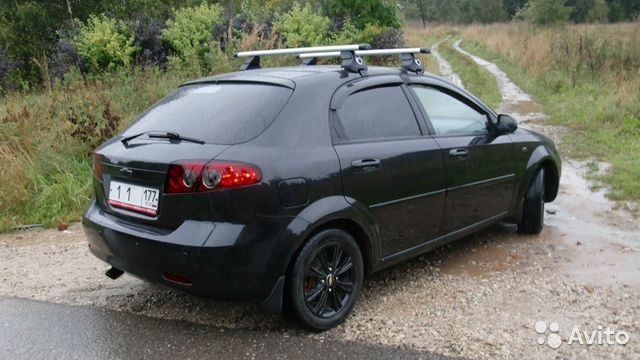багажник на крышу chevrolet lacetti мариуполь