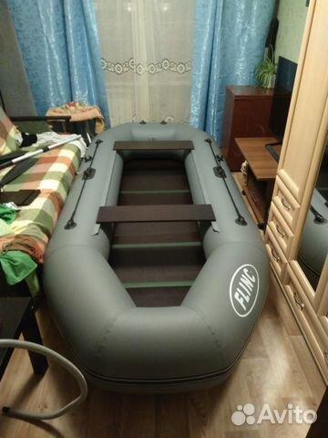 лодка надувная флинк 300tl