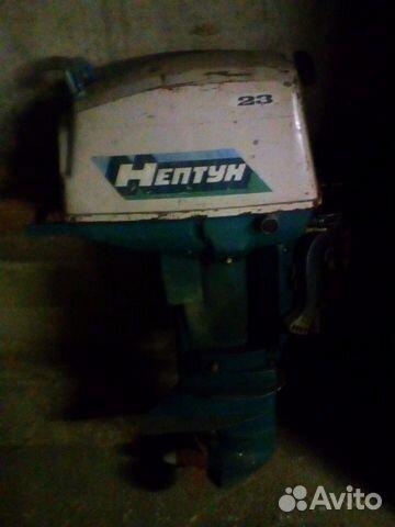 подвесного мотора нептун 23