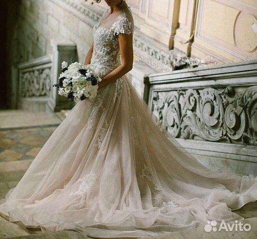 d5e71b9477353a4 Волшебное свадебное платье Leticia от Ange Etoiles   Festima.Ru ...