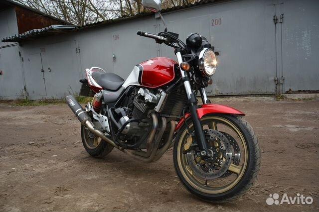 Honda CB400SF, CB 400 SF, Хонда CB400 Super Four - Продажа ...