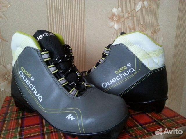 Детские лыжные ботинки, раз.35   Festima.Ru - Мониторинг объявлений e91c82dc67a