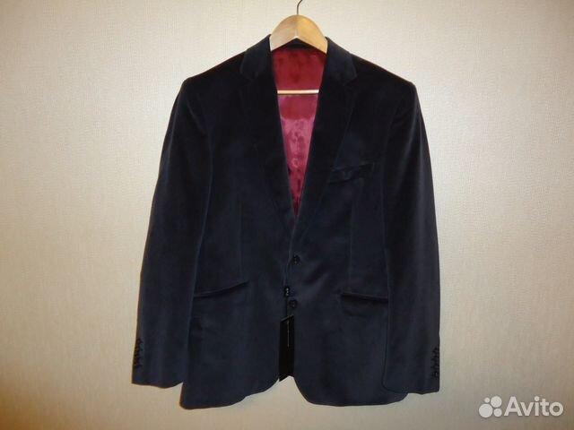 91056bde4ee6 Бархатный пиджак