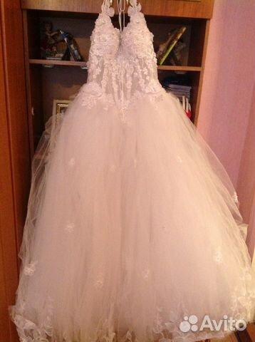 Купить свадебное платье авито тамбов
