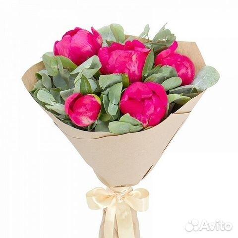 Доставка цветов пионы спб