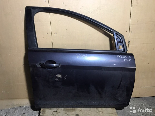 Ford Focus 2 рестайлинг дверь передняя правая
