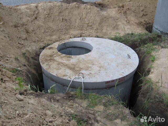 Жби кольца выгребная яма