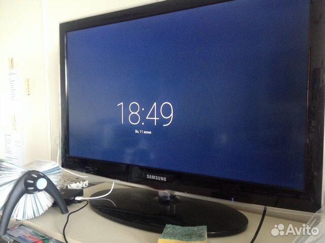Verwonderend ЖК телевизор Samsung LE32C450E1W 80см 32 дм   Festima.Ru XU-58