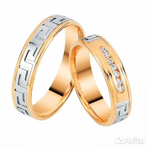 ed00e4e696ad Обручальные кольца с бриллиантами купить в Москве на Avito ...