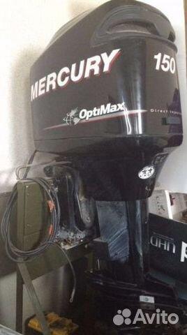 устройство лодочный мотор меркурий 150