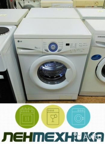 Стиральная машина LG WD-10192N - techguru.ru, ремонт стиральной машины lg wd-10192n