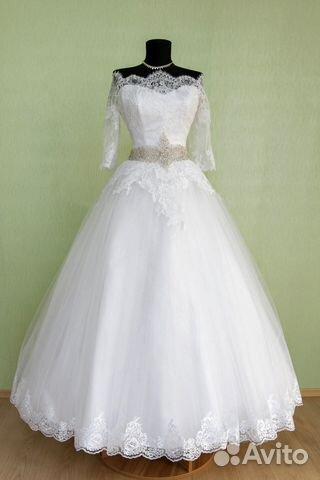 7a5b6a627f5f Продам или сдам в прокат новое свадебное платье купить в Республике ...