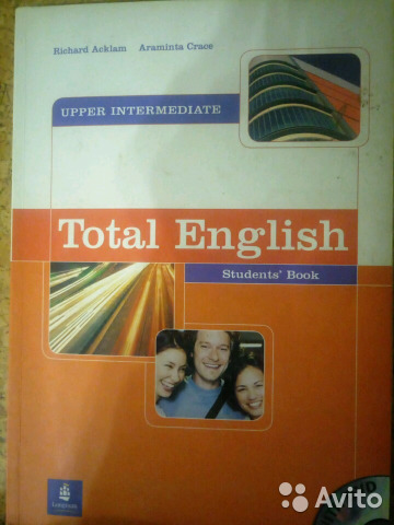 Total English Upper Intermediate Students Book