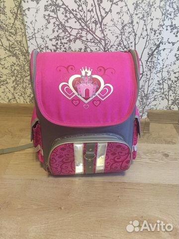 5b608eecee09 Школьный рюкзак купить в Новосибирской области на Avito — Объявления ...