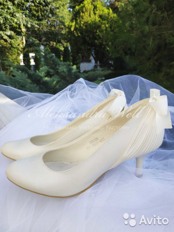 bfbcc120b Свадебные туфли купить в Республике Крым на Avito — Объявления на ...