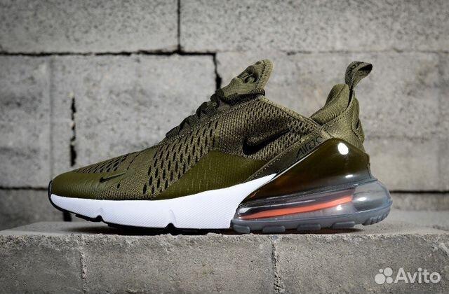 6ff5b71c Nike Air Max 270 зеленые кроссовки | Festima.Ru - Мониторинг объявлений