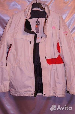 5db79f44328b Куртка для зимних видов спорта nike ACG белая.50-5 купить в Санкт ...