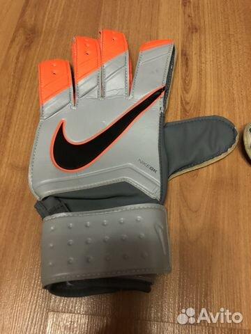 2ad7e1e1 Перчатки футбольные Nike GK купить в Москве на Avito — Объявления на ...