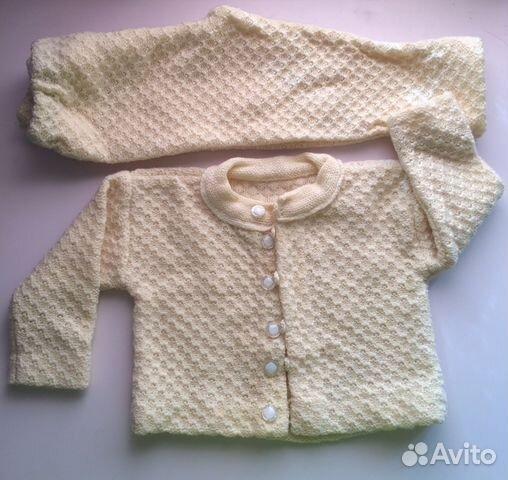 костюм детский вязаный купить в краснодарском крае на Avito