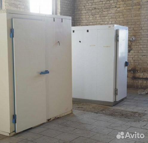 Холодильная камера б/у шип-паз 13,7 м3