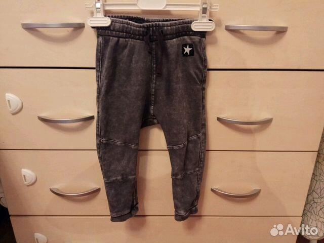 c2074f024b2a841 Штаны брюки джогеры H&M 86 см | Festima.Ru - Мониторинг объявлений