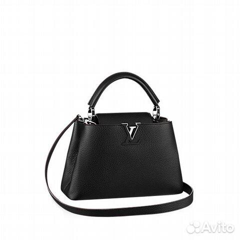 40df64518ed6 Женская сумка Louis Vuitton Capucines BB 115-1 купить в Москве на ...