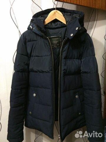 cdfdae3ae2a5 Мужская зимняя куртка Zara купить в Республике Башкортостан на Avito ...