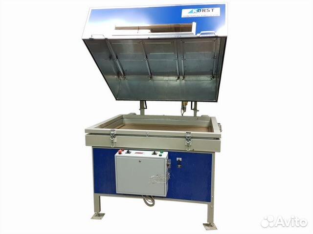 Термовакуумный мембранный пресс Корст 1311 89674453784 купить 2