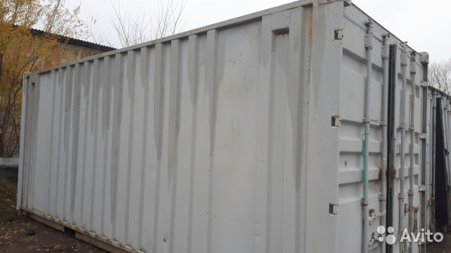 89370628016 Warehouse metal container 6m.