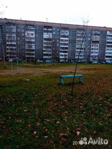 Продается четырехкомнатная квартира за 2 750 000 рублей. Петрозаводск, Республика Карелия, улица Хейкконена.