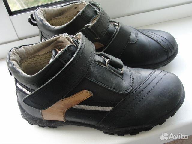 b8bcd43e3 Ботинки для мальчика осень-весна | Festima.Ru - Мониторинг объявлений