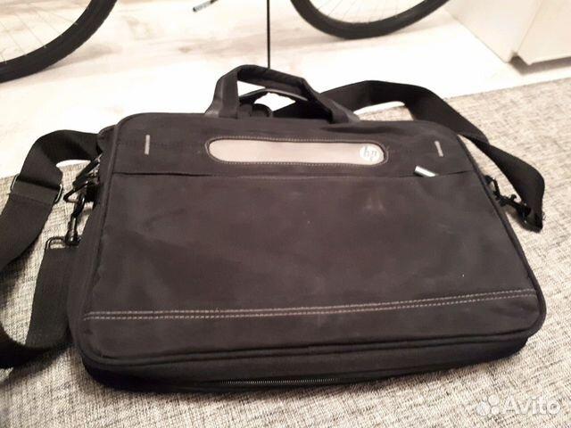 f89ac9617b91 Сумка для ноутбука HP купить в Самарской области на Avito ...
