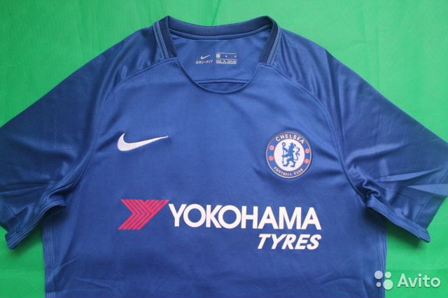 25bf2300 Футбольная форма Челси Nike Chelsea FC | Festima.Ru - Мониторинг ...