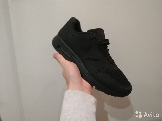 1 Triple Black Nike Air Max Ultra Essential m0yNv8wOn