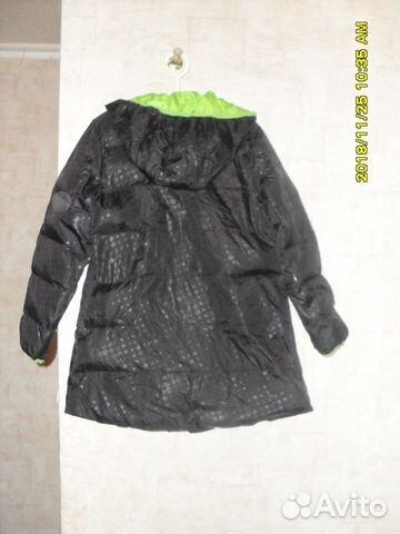 Куртка для девочки 89124646697 купить 3