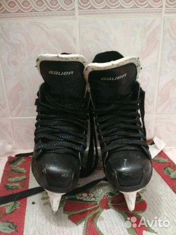 Коньки хоккейные Bauer Supreme, размер 38.5 89109609099 купить 3
