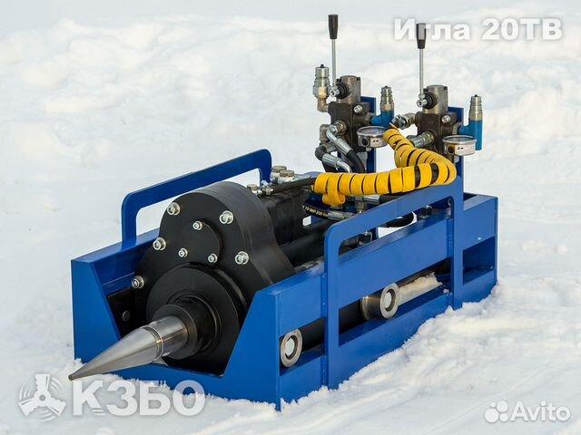Оборудование для прокола грунта Игла (мини-гнб) 89377774923 купить 3