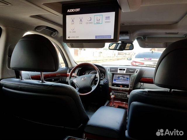 Lexus LS, 2010 89882203117 купить 10