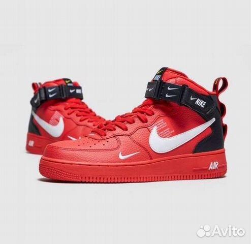 ee1d9898 Кроссовки Nike Air Force 1 купить в Москве на Avito — Объявления на ...
