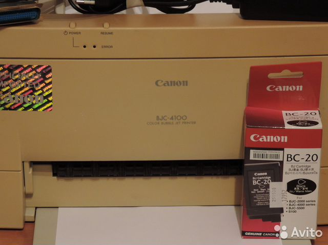 CANON BJC 4100 DRIVER FOR MAC DOWNLOAD