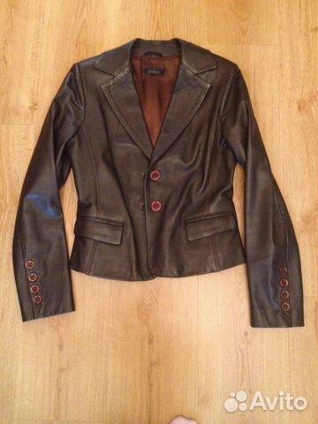Итальянские кожаные куртки купить в москве