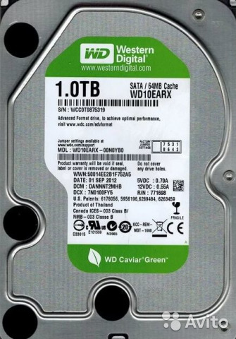 WD10EARX DRIVER FREE