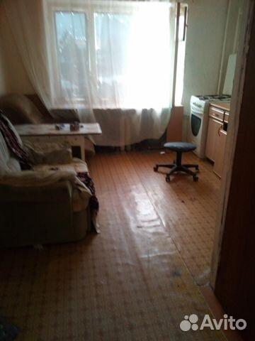 Продается однокомнатная квартира за 200 000 рублей. Республика Коми, городской округ Ухта, посёлок городского типа Водный, улица Ленина, 19.