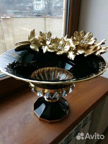Декоративная ваза Cevik (Италия) 89280329773 купить 1